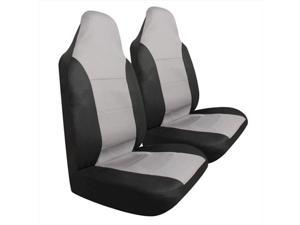 Pilot Automotive SC-420G Cypress Seat Cover - Grey