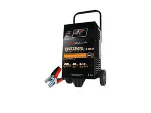 Schumacher SE-4020-CA 6 & 12V, 200A, Fully Automatic Battery Charger