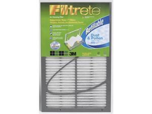 Filtrete MG16X20 500 Dust & Pollen Refillable Filter,