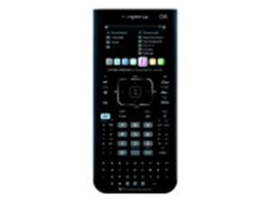 Texas Instruments Nspire Cx Cas Color Handheld Graphing Calculator, Rechargeable Battery