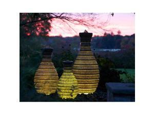 Atlantic Water Gardens FTN CCVX3  Vase Fountain - 3 pc set - 32 in., 24 in., 18 in.