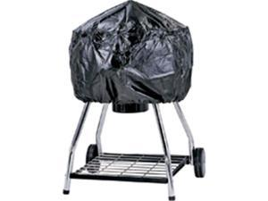 Toolbasix SPC053L Black Kettle Grill Cover - 29 x 18 In.
