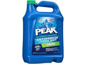 Peak PKA0B3 1 Gallon Full Strength Concentrate Green Antifreeze & Coolant - Pack Of 6