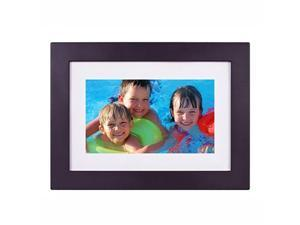 Supersonic SC-7001BN 7 Widescreen Digital Photo Frame Brown