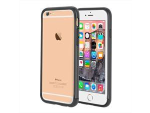 rooCASE Ultra Slim Fit Strio Bumper Case Cover for iPhone 6 - 4.7in.