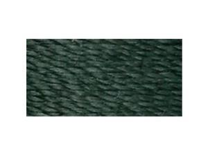 Coats - Thread & Zippers 26617 Hand Quilting Cotton Thread 350 Yards-Forest Green