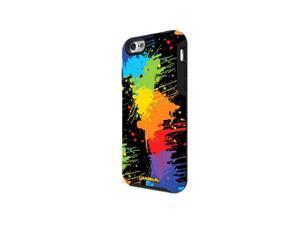 M-Edge Loudmouth Paintballs Case for Apple iPhone 6 Plus / 6s Plus I6L-LE-P-BLS