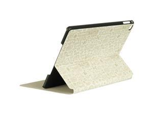 DreamWireless LPID6CTWT Apple iPad Air 2 Carton Pouch With Stand, White
