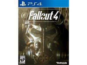 Take-Two 17041 Fallout 4 Action RPG  PS4