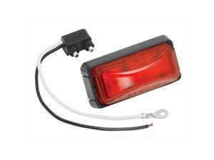 BARGMAN 4237401 LED Clearance Light No. 37 - Red