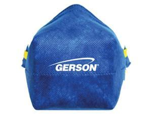 Gerson 82130BLC Respirator, Denim Blue