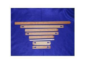 Beka 07701 12 in. Wooden Weaving Needle
