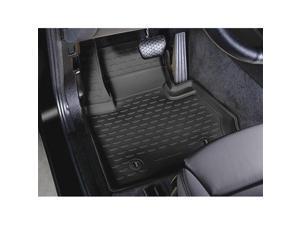 Novline 2011-2015 BMW 5 Series Black Floor Mats