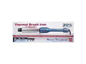 Conair BABNT100HC Nano Titanium 1 in. Thermal Brush Iron