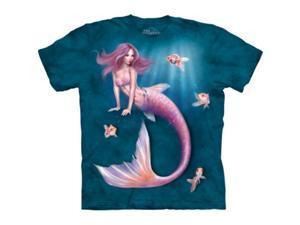 The Mountain 1038410 Mermaid T-Shirt - Small