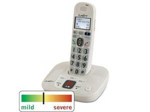 Clarity DECT 6.0 Amplified Cordless Phone with Answering Machine - 1 Year Warranty