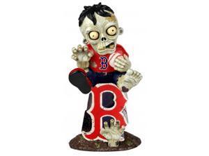 Boston Red Sox Zombie Figurine - On Logo