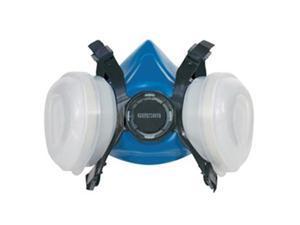 Gerson 8211P Disposable Dual Cartridge Respirator Ov, P95, Medium