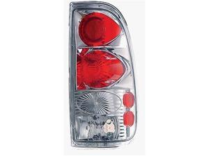 IPCW CWTCE501C Crystal Eyes Tail Light Assembly
