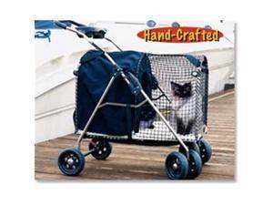 KittyWalk KWPS 5AVE SUV 5th Ave Luxury Pet Stroller SUV - Blue