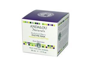 Andalou Naturals 787473 Andalou Naturals BioActive 8 Berry Fruit Enzyme Mask - 1.7 fl oz