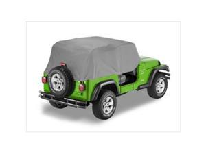 Bestop 8103709 All Weather Trail Cover For Wrangler, 1997 2006