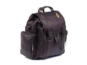 Claire Chase 329E-cafe Uptown Back Pack Jumbo - Cafe