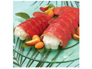 Lobster Gram M24T8 Eight 20-24 Oz Giant Canadian Lobster Tails