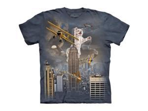 The Mountain 1038163 King Kitten T-Shirt - Extra Large