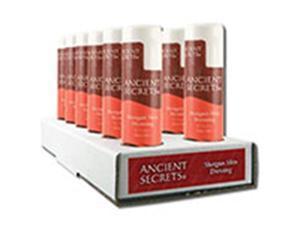 Frontier Natural 229929 Ancient Secrets Body Care Shotgun Skin Salve Display