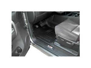 WESTIN 72110010 2008-2010 Ford Sure-Fit Front Floor Mat - Black