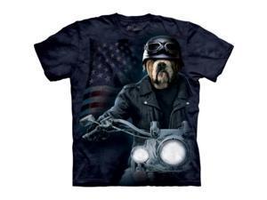 The Mountain 1032393 Biker Sam T-Shirt - Extra Large
