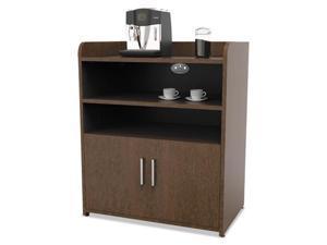 Linea Italia TR757MOC Trento Line Storage Breakroom Cabinet