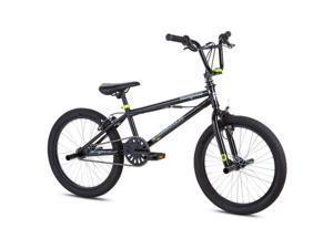Mongoose M8000 Boys Uni Freestyle Legion L10 Bicycle, Black - 20 in.