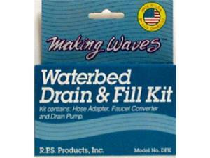 BestAir DFK Waterbed Drain & Fill Kit