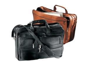 Andrew Philips AP5500VN Vaqueta Napa Expandable Multi-Function Briefcase