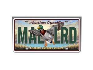 Ideaman LCNS-119 License Plate - Mallard