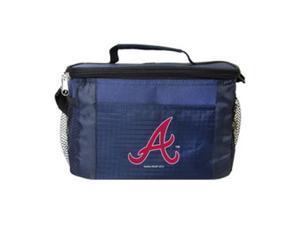 Atlanta Braves Kolder Kooler Bag - 6pk