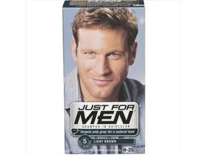 Just For Men Shampoo-In Haircolor, Light Brown H-25