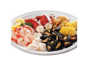 Lobster Gram MAINEBAKE4 Maine Lobster Gram Seafood Bake Dinner for 4