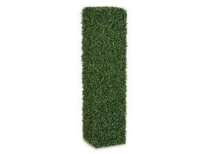 Autograph Foliages A-121250 4 ft. Boxwood Column, Tutone Green