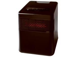 Honeywell HZ-970B Energy Smart Digital Infrared Heater, Black