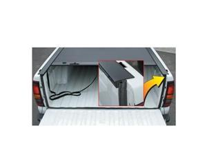 Pace Edwards WG2001 Tailgate Seal - Black