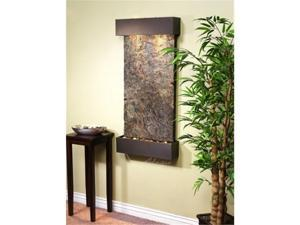 Adagio WC 3504 Whispering Creek Wall Fountain - Rajah Natural Slate
