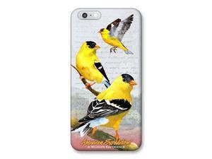 Ideaman PHN6-243 iPhone 6 Cover, Goldfinch Watercolor