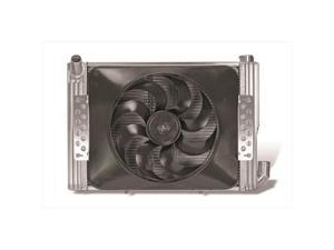 FLEXALITE 52180C3 Radiator With Fan Combo 22 In. Core