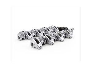 COMP Cams 1702116 High Energy Die Cast Aluminum Roller Rocker Arms Chevy 0.44 in. Stud, 1.7 Ratio