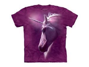 The Mountain 1535530 Divine Unicorn Kids T-Shirt - Small