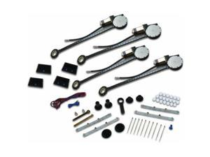 Autoloc 9847 Power Window Conversion Kit