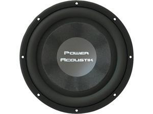Power Acoustik THIN 124 THIN Series Shallow-Mount Subwoofer, 2,000-Watt